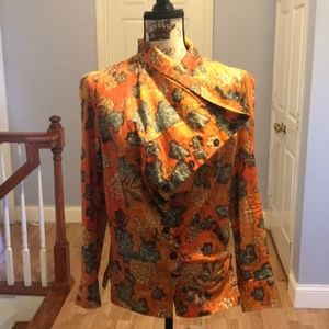 Vivienne Westwood Anglomania blouse NWOT